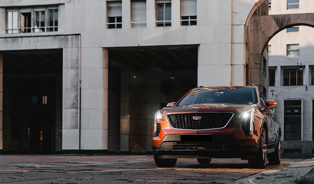 Cadillac XT4 2021. In esclusiva da Seven Motors per Piemonte e Valle d'Aosta.