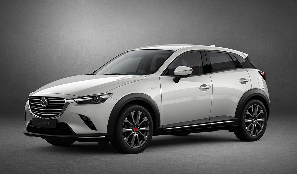 Mazda CX-3 2.0L 121CV Executive tua da € 19.800! Solo a Febbraio da Seven Motors!