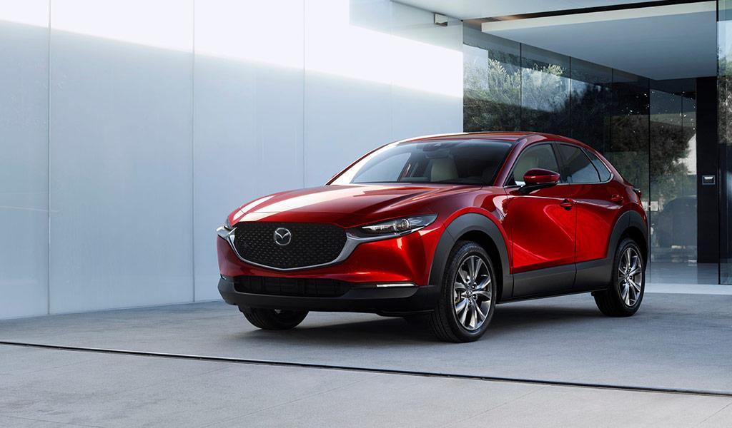 Mazda CX-30 da 239€ al mese e 2 tagliandi omaggio! Solo a Febbraio da Seven Motors!