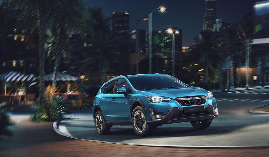 Subaru XV tua da 299€ al mese: solo ad Aprile da Seven Motors!