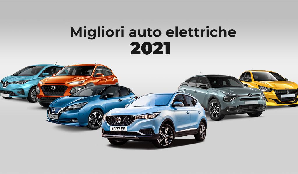 Auto elettriche: la nostra classifica dei migliori SUV elettrici compatti
