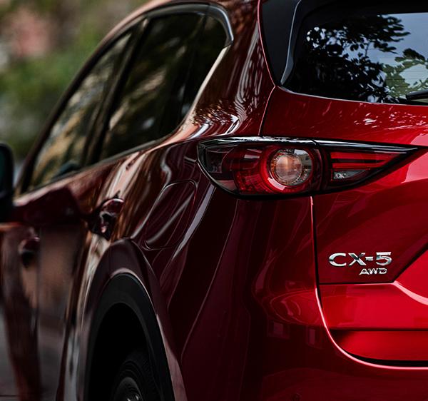 Mazda CX-5 promo