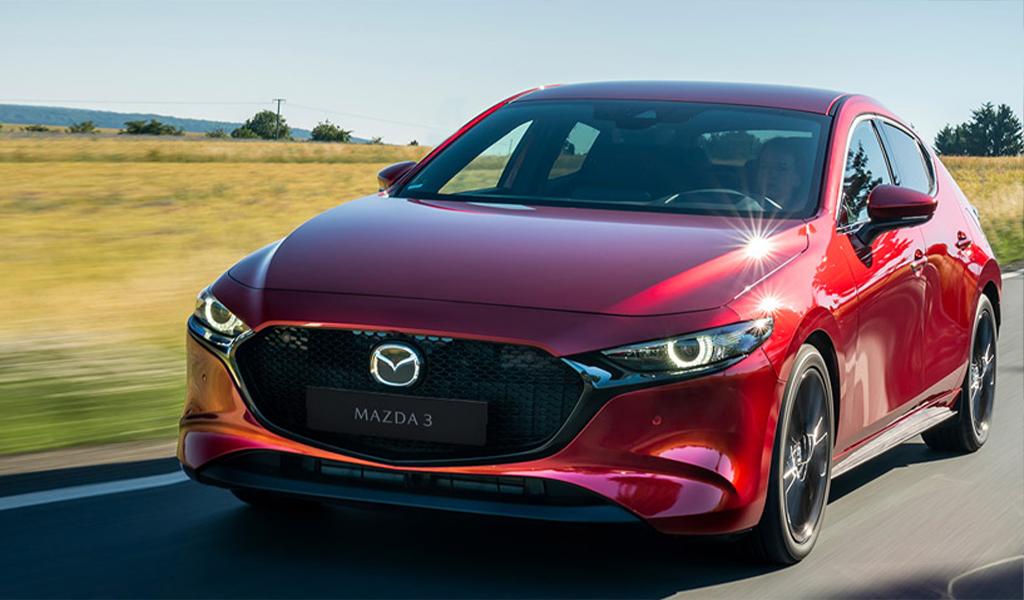 Mazda 3 Promo