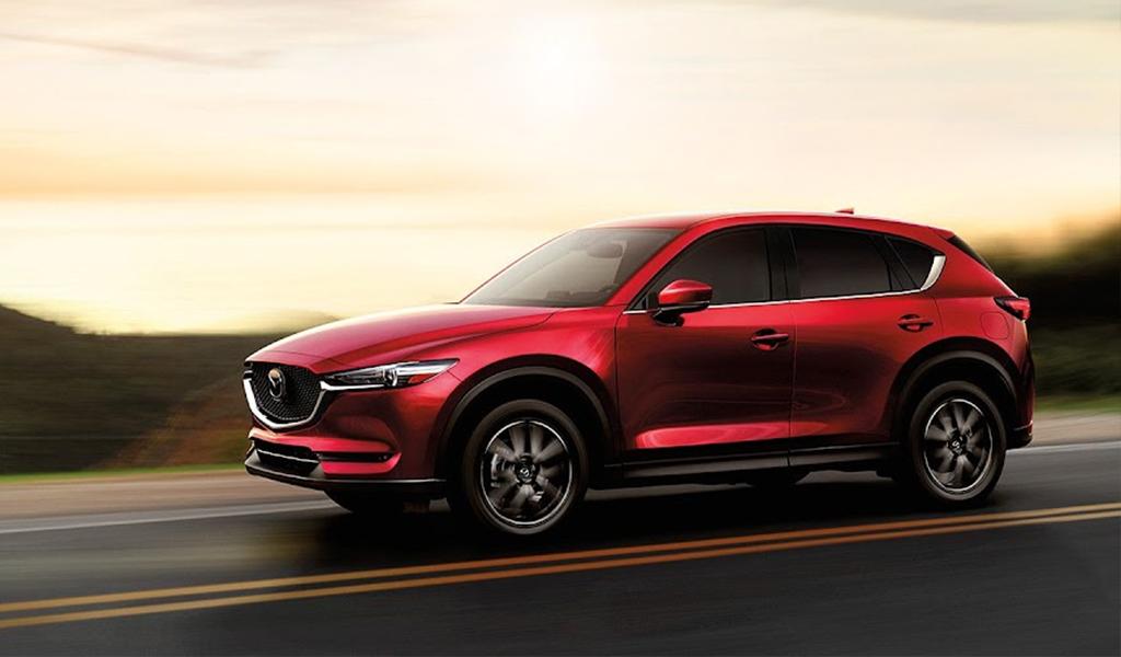 Promo Mazda CX-5
